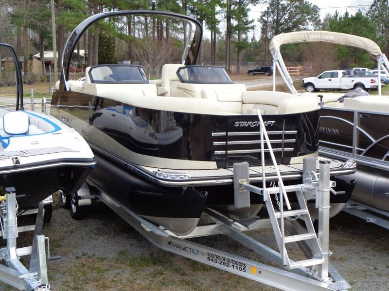 2018 Starcraft Simrad for sale at Southside Outdoors in Turbeville SC
