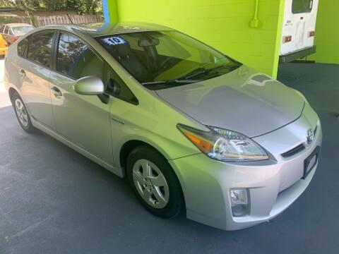 2010 Toyota Prius for sale at Autos to Go of Florida in Daytona Beach FL