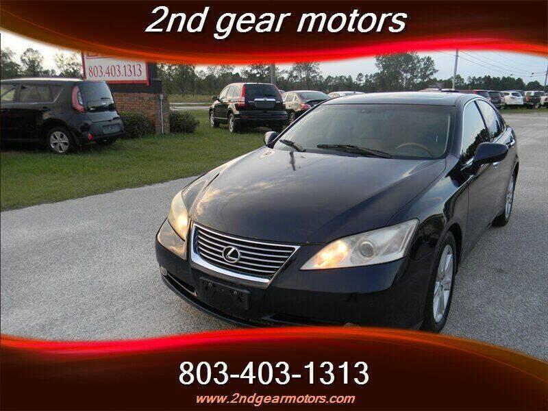 2008 Lexus ES 350 for sale at 2nd Gear Motors in Lugoff SC