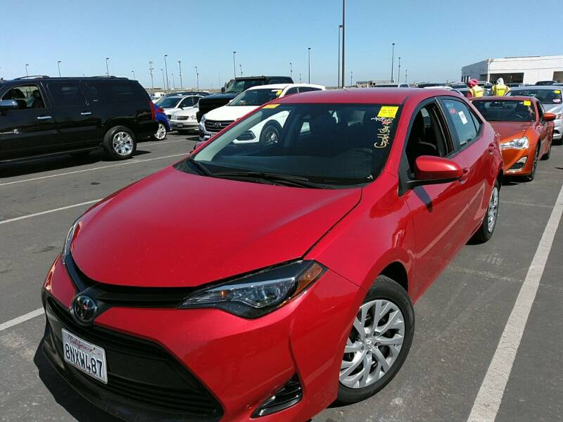 2019 Toyota Corolla for sale at San Jose Auto Outlet in San Jose CA
