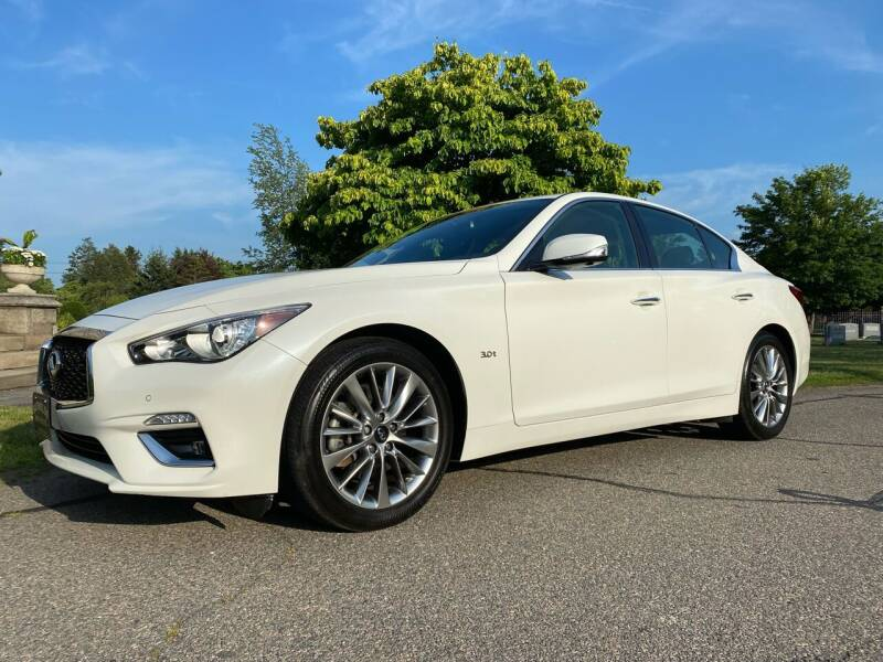 2018 Infiniti Q50 for sale at Reynolds Auto Sales in Wakefield MA