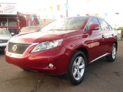 2011 Lexus RX 350 for sale at More Info Skyline Auto Sales in Phoenix AZ