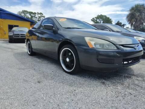 2003 Honda Accord for sale at AUTOPARK AUTO SALES in Orlando FL