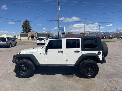 2009 Jeep Wrangler Unlimited for sale at CHEAP CARS in Missoula MT