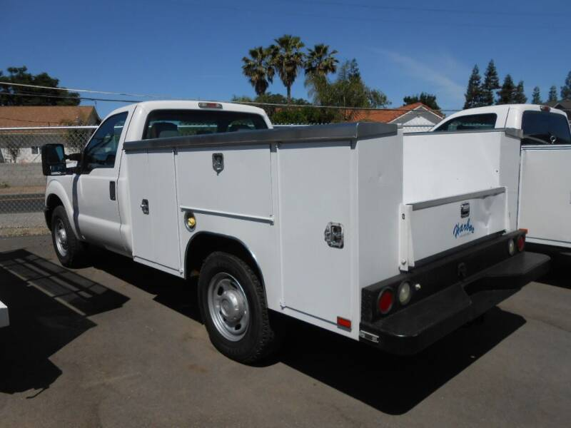 2012 Ford F-250 Super Duty for sale at Armstrong Truck Center in Oakdale CA