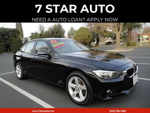 2012 BMW 3 Series for sale at 7 STAR AUTO in Sacramento CA
