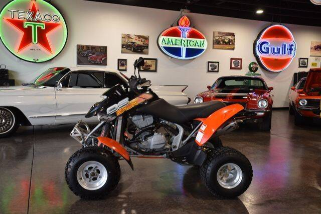 2003 Bombardier DS650 Baja for sale at Choice Auto & Truck Sales in Payson AZ