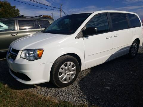 2016 Dodge Grand Caravan for sale at Cascade Used Auto Sales in Martinsburg WV