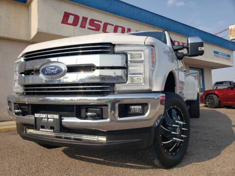 2017 Ford F-350 Super Duty for sale at Discount Motors in Pueblo CO