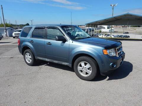 2011 Ford Escape for sale at C & C MOTORS in Chattanooga TN