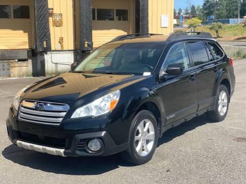 2013 Subaru Outback for sale at South Tacoma Motors Inc in Tacoma WA