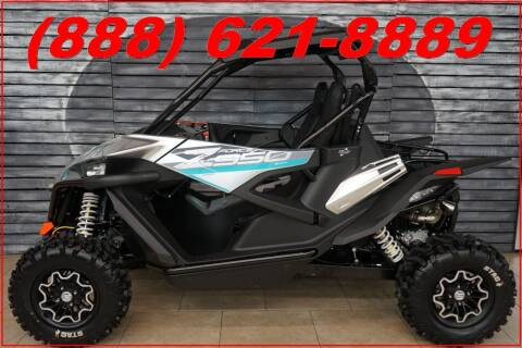 2021 CF Moto ZFORCE 950 SPORT for sale at Motomaxcycles.com in Mesa AZ