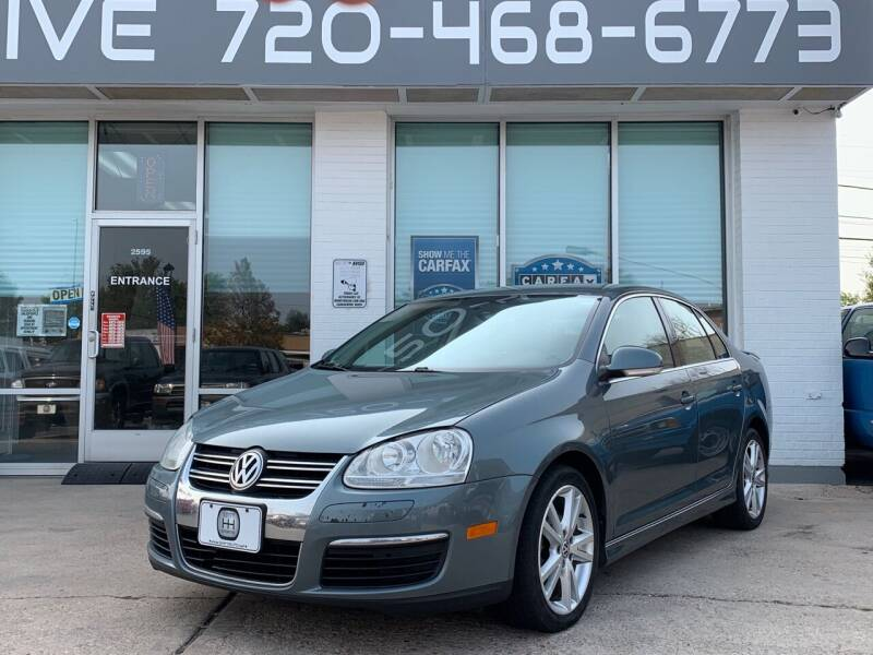2006 Volkswagen Jetta for sale at Shift Automotive in Denver CO