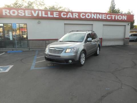 2008 Subaru Tribeca for sale at ROSEVILLE CAR CONNECTION in Roseville CA