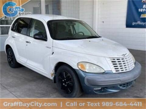 2002 Chrysler PT Cruiser for sale at GRAFF CHEVROLET BAY CITY in Bay City MI