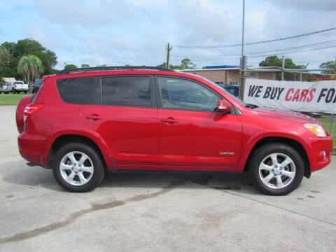 2010 Toyota RAV4 for sale at Checkered Flag Auto Sales NORTH in Lakeland FL