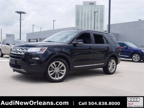 2018 Ford Explorer for sale at Metairie Preowned Superstore in Metairie LA