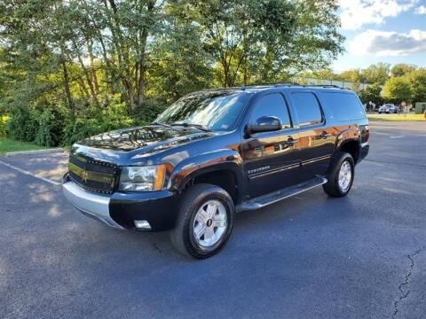 2013 Chevrolet Suburban for sale at Apex Autos Inc. in Fredericksburg VA