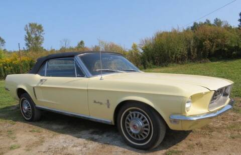 1968 Ford Mustang for sale at Haggle Me Classics in Hobart IN