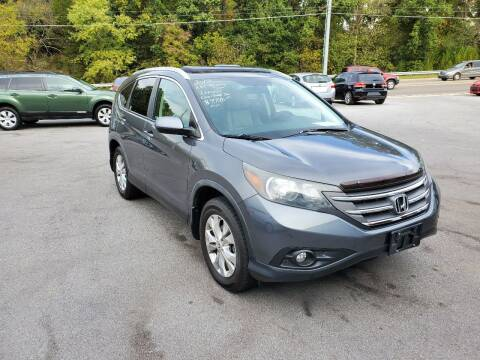 2012 Honda CR-V for sale at DISCOUNT AUTO SALES in Johnson City TN
