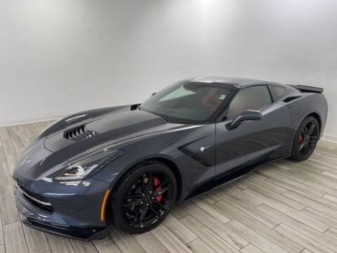 2019 Chevrolet Corvette for sale at TRAVERS GMT AUTO SALES - Traver GMT Auto Sales West in O Fallon MO
