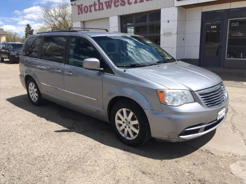 2013 Chrysler Town and Country for sale at Northwest Auto Sales & Service Inc. in Meeker CO