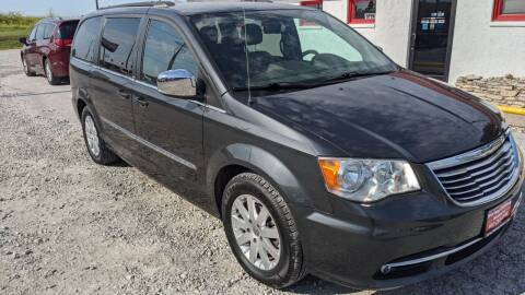 2011 Chrysler Town and Country for sale at Sarpy County Motors in Springfield NE