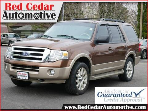 2011 Ford Expedition for sale at Red Cedar Automotive in Menomonie WI