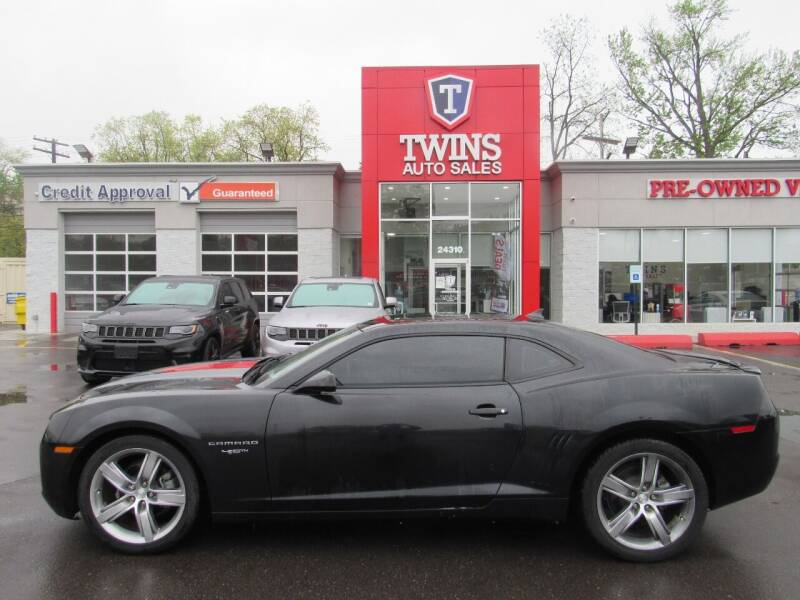 2012 Chevrolet Camaro for sale at Twins Auto Sales Inc in Detroit MI
