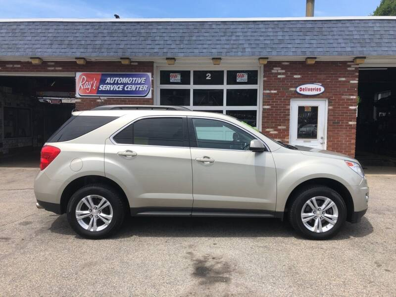 2014 Chevrolet Equinox for sale at RAYS AUTOMOTIVE SERVICE CENTER INC in Lowell MA