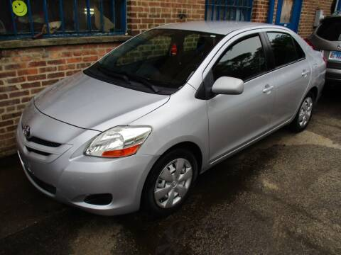 2008 Toyota Yaris for sale at 5 Stars Auto Service and Sales in Chicago IL