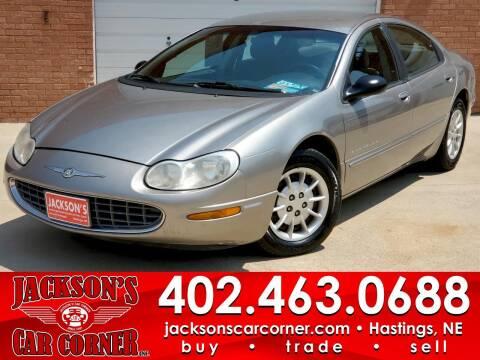 1998 Chrysler Concorde for sale at Jacksons Car Corner Inc in Hastings NE