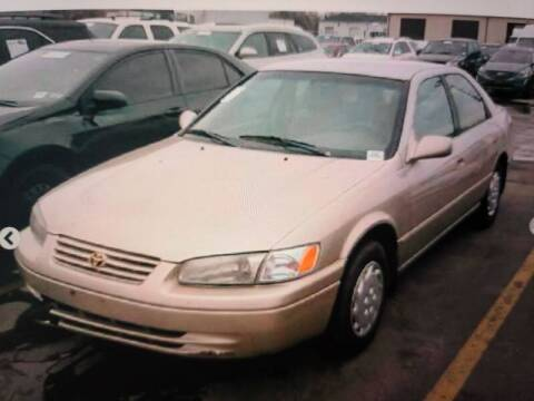 1998 Toyota Camry for sale at Steve's Auto Sales in Madison WI