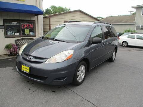 2010 Toyota Sienna for sale at TRI-STAR AUTO SALES in Kingston NY