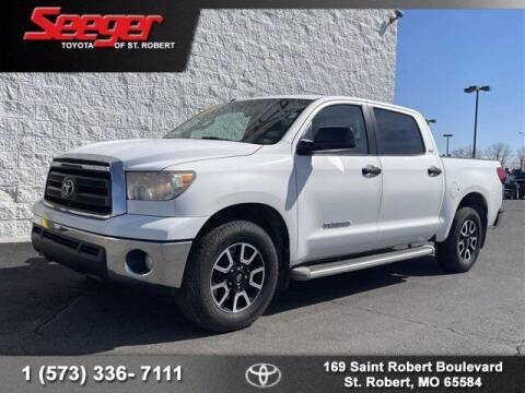 2010 Toyota Tundra for sale at SEEGER TOYOTA OF ST ROBERT in St Robert MO