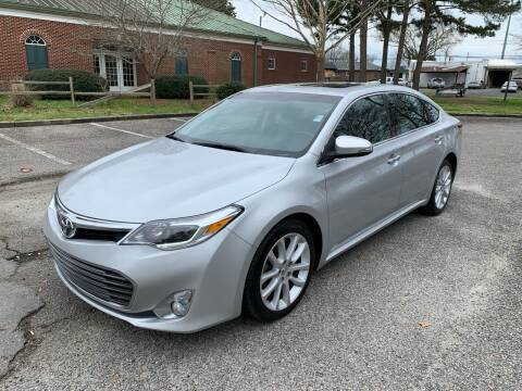 2014 Toyota Avalon for sale at Auddie Brown Auto Sales in Kingstree SC