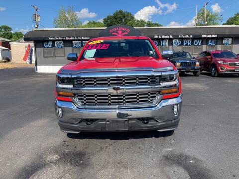 2018 Chevrolet Silverado 1500 for sale at Savannah Motors in Belleville IL