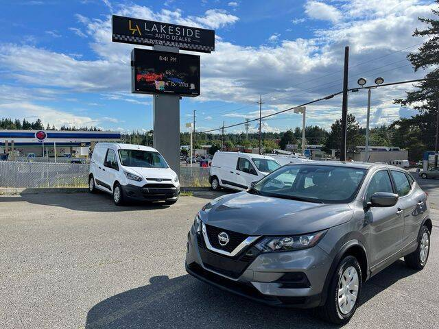 2020 Nissan Rogue Sport for sale at Lakeside Auto in Lynnwood WA