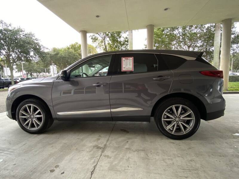 2019 Acura RDX 4dr SUV w/Technology Package - Davie FL