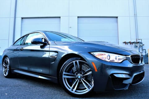 2015 BMW M4 for sale at Chantilly Auto Sales in Chantilly VA
