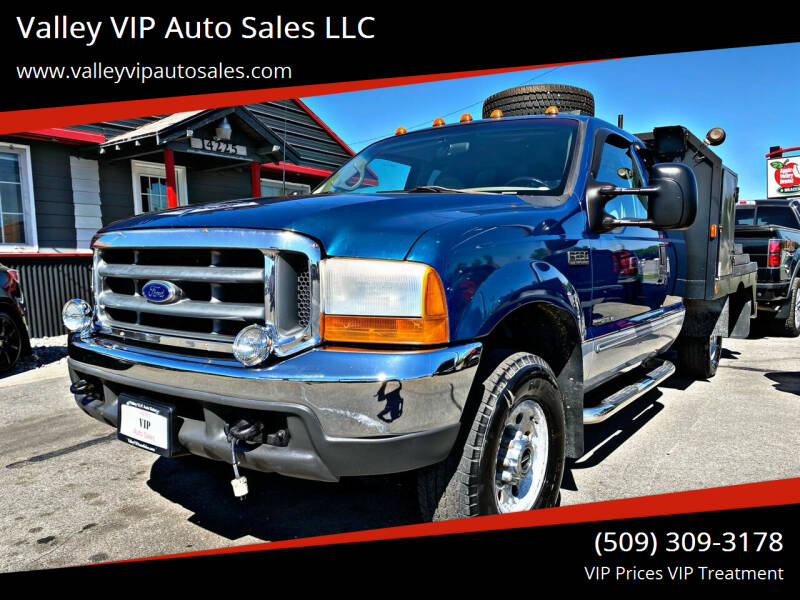 2000 Ford F-250 Super Duty for sale at Valley VIP Auto Sales LLC in Spokane Valley WA