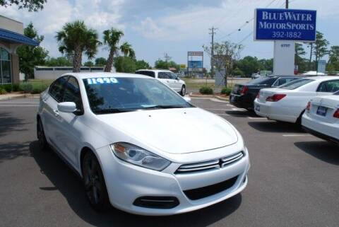 2016 Dodge Dart for sale at BlueWater MotorSports in Wilmington NC