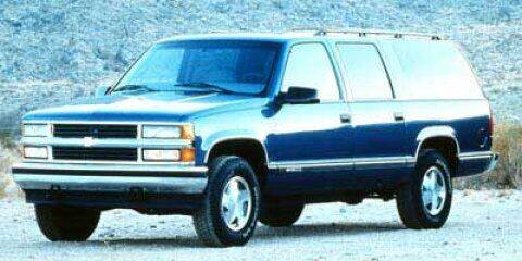 1998 Chevrolet Suburban for sale at QUALITY MOTORS in Salmon ID