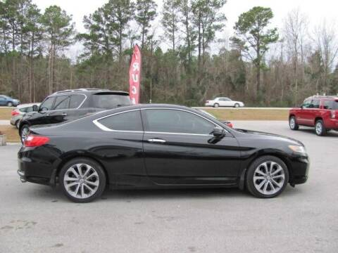 2015 Honda Accord for sale at Pure 1 Auto in New Bern NC