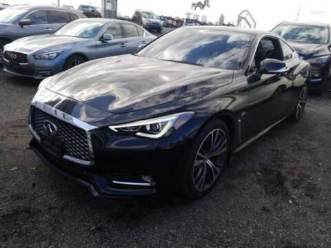 2017 Infiniti Q60 for sale at Florida Fine Cars - West Palm Beach in West Palm Beach FL