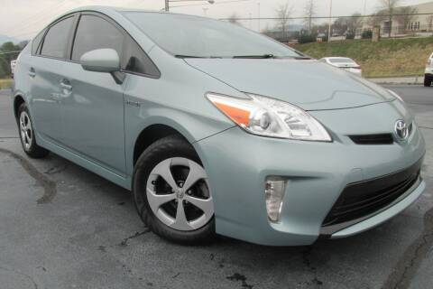 2015 Toyota Prius for sale at Tilleys Auto Sales in Wilkesboro NC