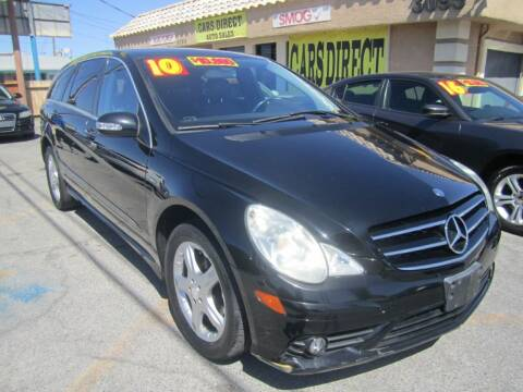 2010 Mercedes-Benz R-Class for sale at Cars Direct USA in Las Vegas NV