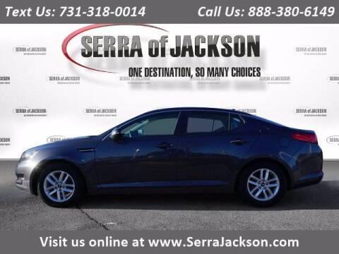 2011 Kia Optima for sale at Serra Of Jackson in Jackson TN