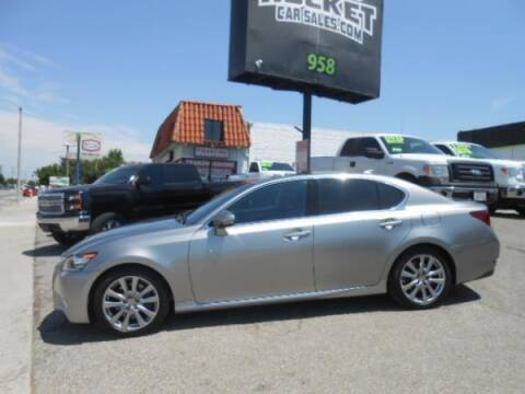 2015 Lexus GS 350 for sale at Rocket Car sales in Covina CA