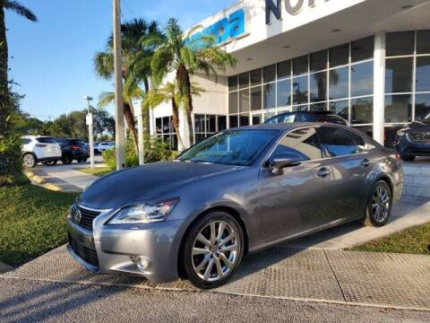 2015 Lexus GS 350 for sale at Mazda of North Miami in Miami FL